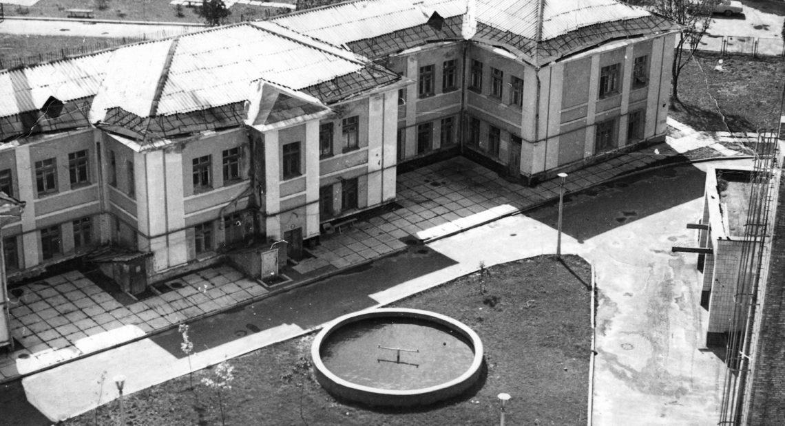 Київський міський пологовий будинок №1 відзначає своє 100-річчя